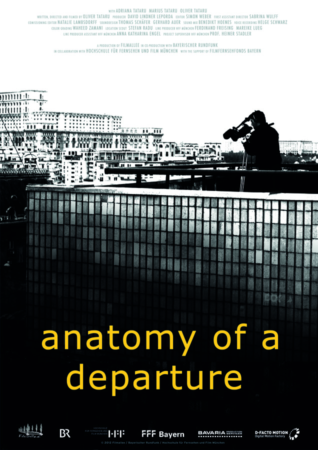 Anatomy of a departure
