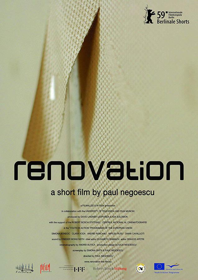 Rennovation- Renovierung
