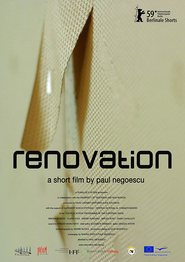 Rennovation- Renovierung